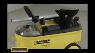 Химчистка  ковровый экстрактор Karcher Puzzi 100 Super(Интернет магазин садовой и строительной техники
