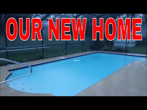 OUR NEW HOUSE PART 1