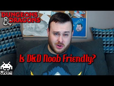 Is D&D Noob Friendly?- DM Q&A
