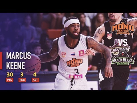 Marcus Keene drops 30 in Mono Vampire Debut l November 17, 2018