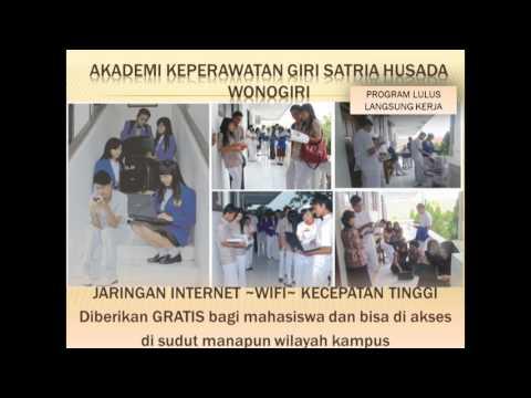 cukup 3 menit mengenal AKPER Giri Satria Husada Wonogiri