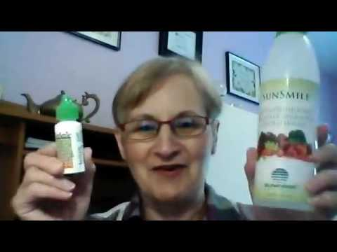 Sunrider Fruit & Vegetable Rinse Diana Walker