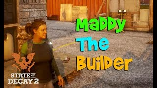 State Of Decay 2 Ending #2 - Builder Ending || All Ending Quests