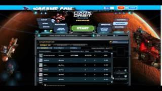 Сейн-Ваня Darkorbit #84 новый игрок