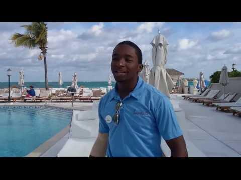 Sandals Royal Bahamian Walk Around with Patrick
