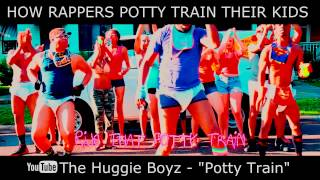 How Rappers Potty Train Their Kids