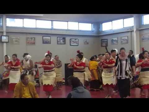 Taufa'ahau Youth Misinale Dance 2017