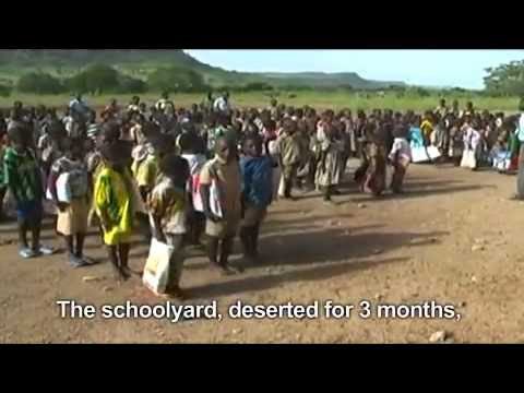 LYRECO FOR EDUCATION - Back to school in Togo: 2011 October 3rd.mov
