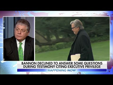 Judge Nap: Bannon Could Be Walking Into 'Perjury Trap' With Mueller Interview
