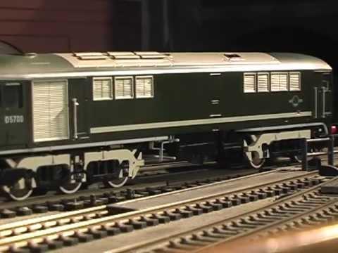 "Heljan class 28 ""Co-Bo"" Sound"