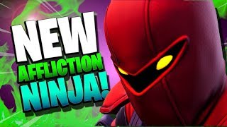 HYBRID NEW Ninja Affliction Hero | Fortnite Save the World Pirate Event Item Shop