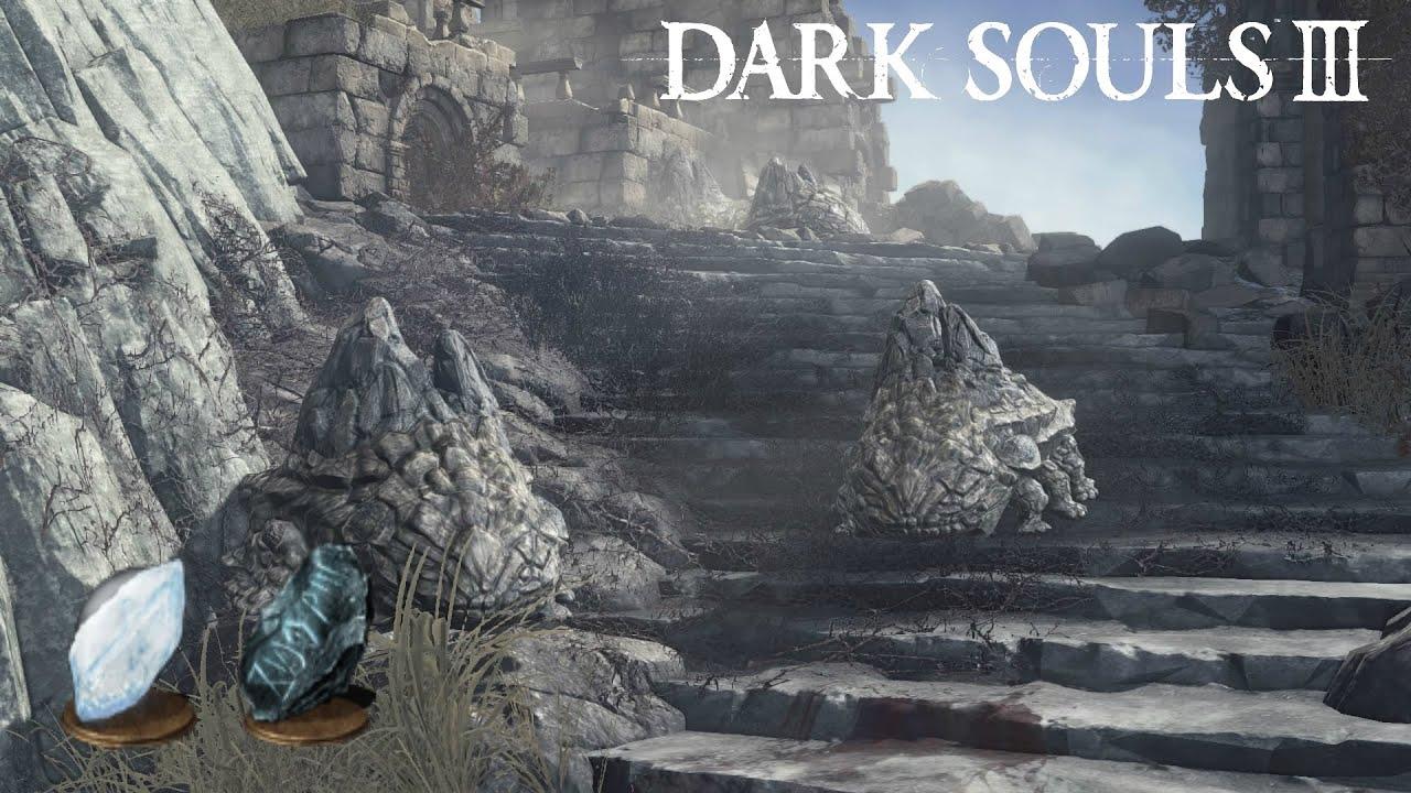 ダーク ソウル 3 光る 楔 石