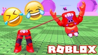 I PLAYED one of the CRAZIEST GAMES in ROBLOX → Splitting Point 🎮