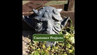 Customer projects with Pal Tiya Premium