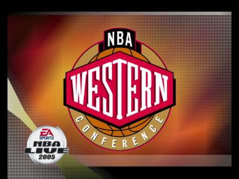 NBA LIVE 2005 ALL STAR GAME