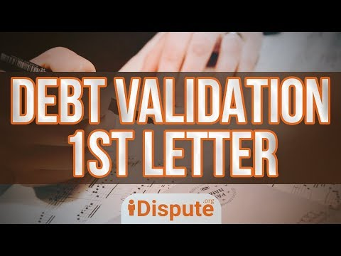 How To Respond To Debt Collection Letter When Debt Collector Contacts You? Legal Forms - IDispute