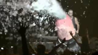 Солист Rammstein ругается матом по русски.mp4