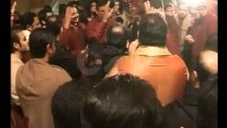 MNA Omer Sohail Zia Butt Mehndi Ceremony City42