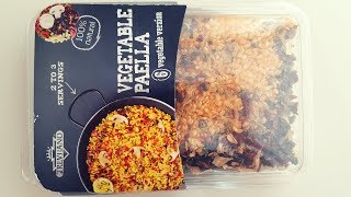 Vegan Paella ( En Pahalı Pilav )