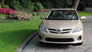 Toyota Corolla 2011 Videos