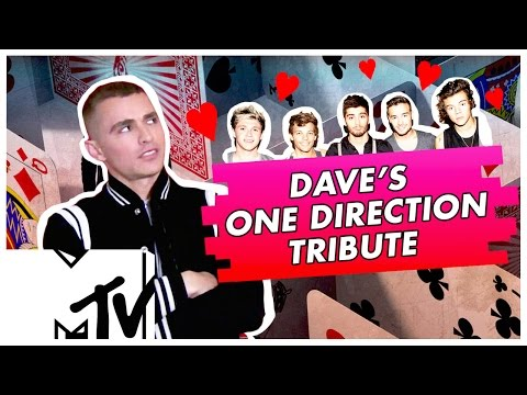 Dave Franco Reveals His One Direction TRIBUTE Band!! | MTV