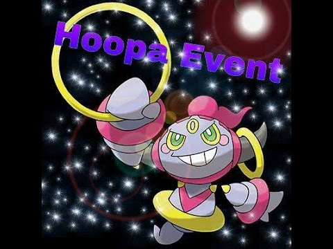 pokemon y how to get hoopa
