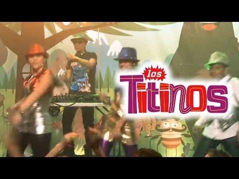 Los Titinos - Mark El Delfin Karaoke En Vivo