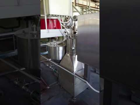 Garstyčių gamybos linija Ukraina