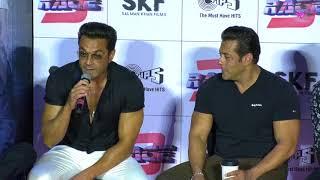 Race 3 trailer launch   Salman Khan   Jacqueline Fernandez   Anil Kapoor   Bobby Deol   UNCUT 03