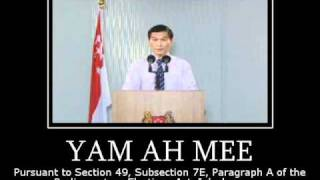 Yam Ah Mee (Mix) - Party 2011 & Stuffs