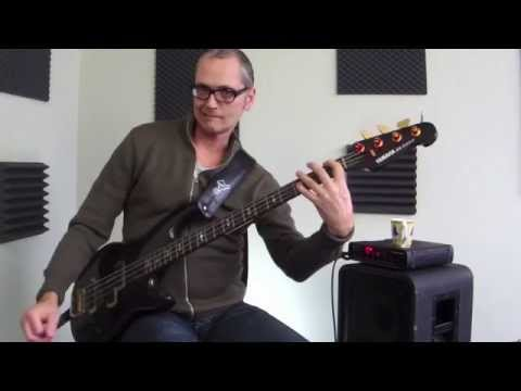Lesson Bass - Bass Scales Open