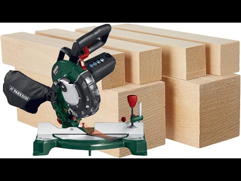 Parkside Cross Cut Mitre Saw Pks 1500 A2 Testing Review By