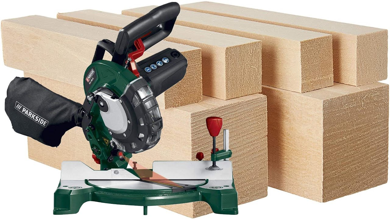Parkside cross cut mitre saw pks 1500 a2 testing review youtube parkside cross cut mitre saw pks 1500 a2 testing review greentooth Choice Image