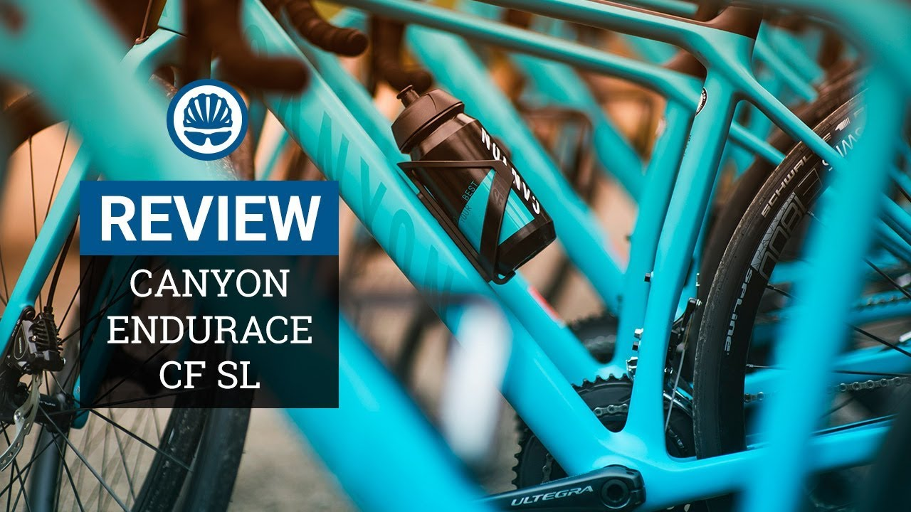 Canyon Endurace WMN CF SL Review - Old Favourite Goes Women-Specific