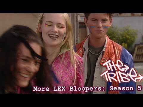 More LEX Caleb Ross Season 5 Bloopers from The Tribe