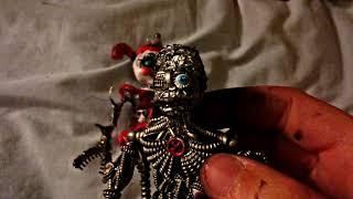 Fnaf Funko figure Freakshow Baby and Maskless Ennard