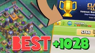 BEST BUILDER BASE 8 LAYOUT WITH REPLAYS | #1 GLOBAL BASE | STRONGEST BH8 DESIGN | CLASH OF CLANS