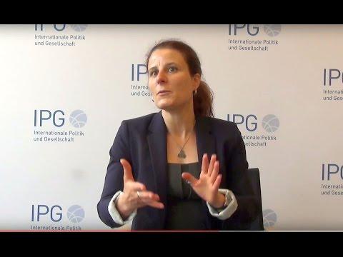 Aude Fleurant (SIPRI) über die europäische Waffenindustrie