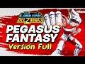 ·MAUREN·「Pegasus Fantasy ~Versión Full~」 (Intérprete Latino Original) ★SAINT SEIYA OPENING 1 ★