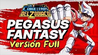 ·MAUREN·「Pegasus Fantasy ~Versión Full~」 (Intérpret...