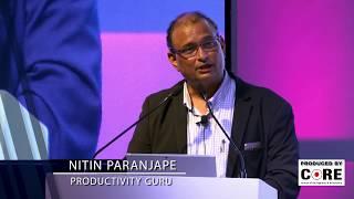 CIO Powerlist 2017 - Productivity Workshop By Dr Nitin Paranjape, Productivity Guru