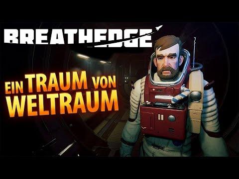 Breathedge # | Ein Traum von Weltraum | Gameplay German Deutsch