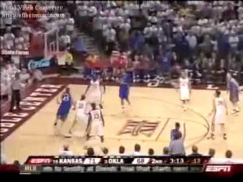 Kansas Jayhawks Basketball--Season Highlights 2008/09