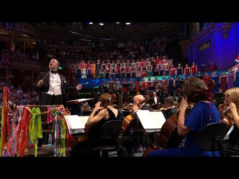 Hubert Parry: Jerusalem (orch. Elgar) (Prom 75)