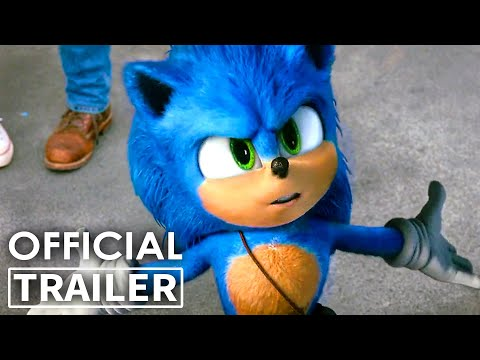 "SONIC THE HEDGEHOG ""I Was Not Expecting That"" Trailer (2020) NEW Movie Clips"