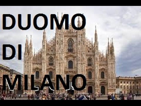 DUOMO DI MILANO HISTORY(prima delle palme)