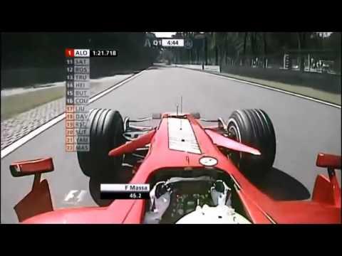 F1 Felipe Massa Onboard 2002   2016