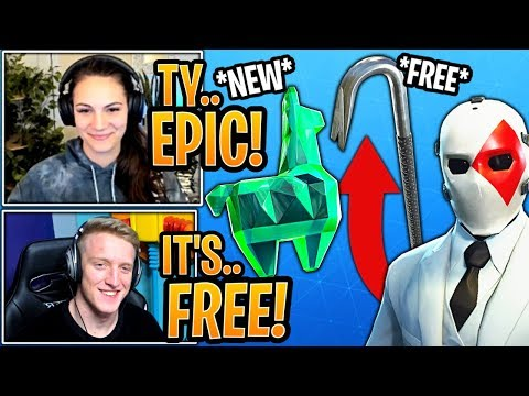 Streamers GET & React New *FREE* Crystal Llama Back Blings and *FREE* Crowbar & Cash Flow Back!