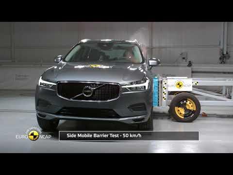 Euro NCAP Crash Test of Volvo XC60