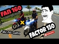 Download Fan 160 Vs Factor 150 Acelerando Forte🛑/Roberto Moto Filmador